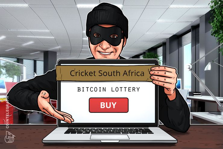 Cricket South Africa Briefly Falls Victim to $70,000 Bitcoin Twitter Scam