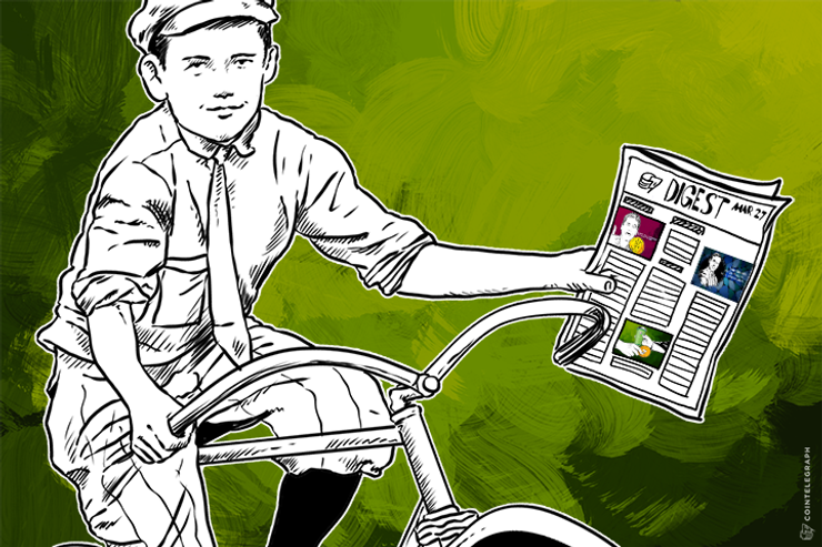 MAR 27 DIGEST: Council on Foreign Relations Calls Bitcoin 'Nuts'; PayPal fined $7.7 Million
