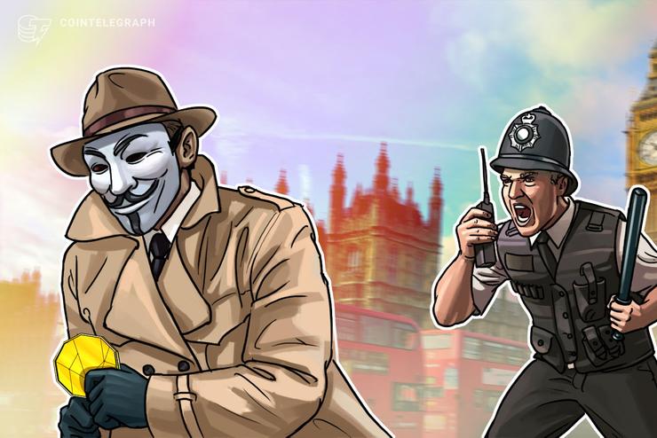 London: Jugendlicher wegen illegalen Verkaufs von Musik gegen Krypto verhaftet