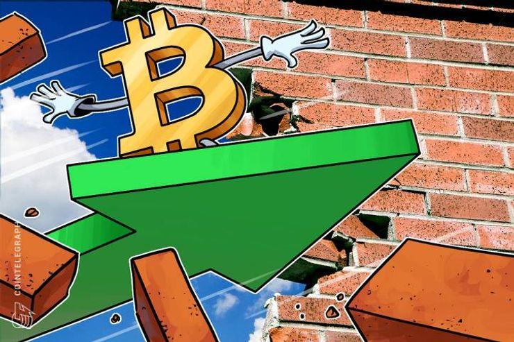 Según analistas, Bitcoin podría superar los USD 10,000 en dos semanas