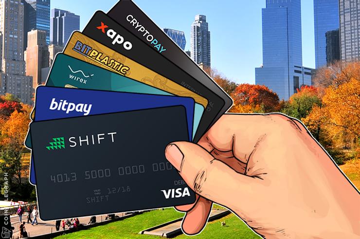 6 Cards Battle for Bitcoin Supremacy, Bitcoin Debit Card Comparison Test