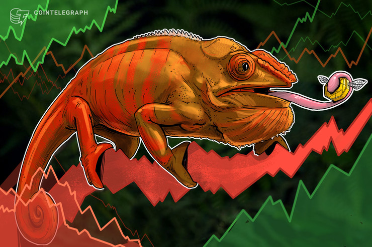 Lieve ripresa dei mercati, Bitcoin si avvicina nuovamente a quota 5.100$