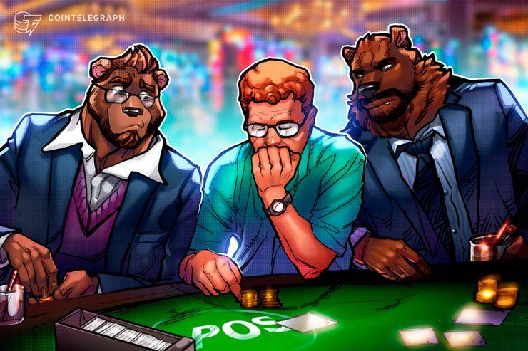 Criptodividendos: 'participar' con monedas para obtener ganancias es potencialmente una buena estrategia en un mercado bajista pero no está exenta de riesgos