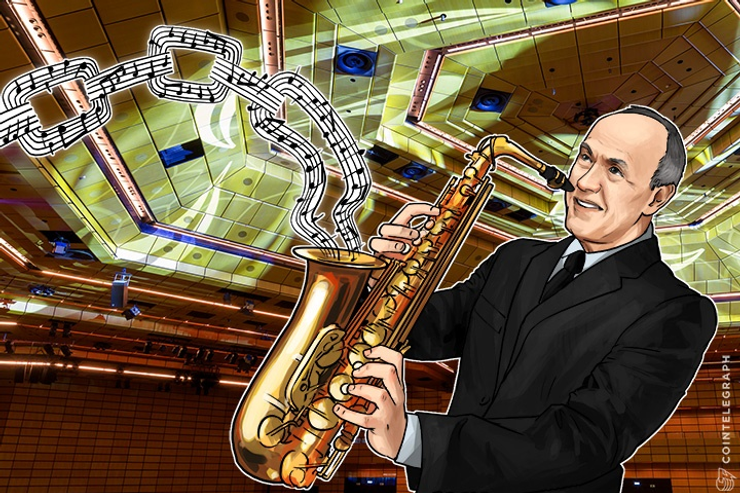 Blockchain Going for a Song: New Tech Tunes Up Music Industry