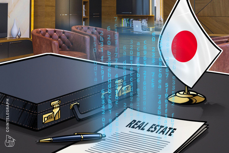 Securitize Using Digital Securities to Help Japan's Real Estate