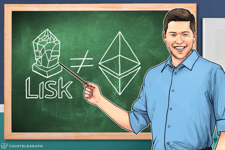 Lisk is Not a Fork of Ethereum, CEO Max Kordek States