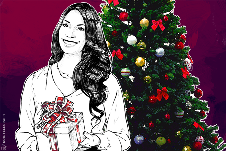 Maria's Christmas Riddle and a Letter to Our Readers at the End of 2014