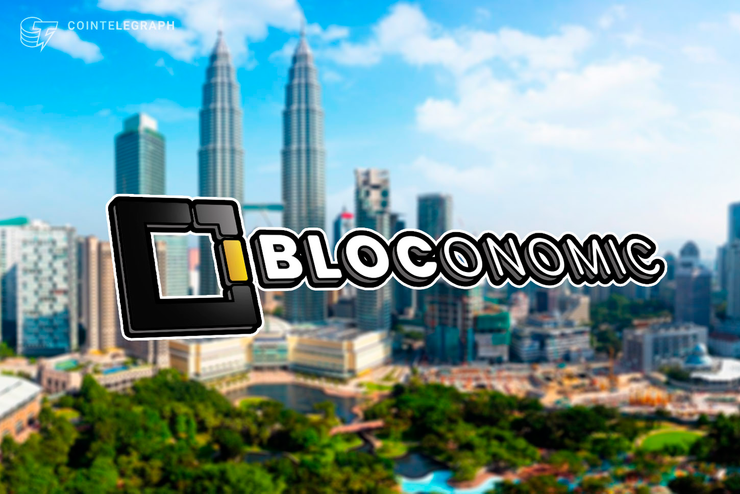 Bloconomic Expo Bridging Malaysia Government and Global Investors
