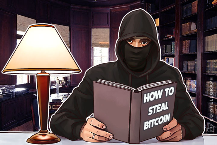How is Bitcoin Actually Stolen? Theft Prevention