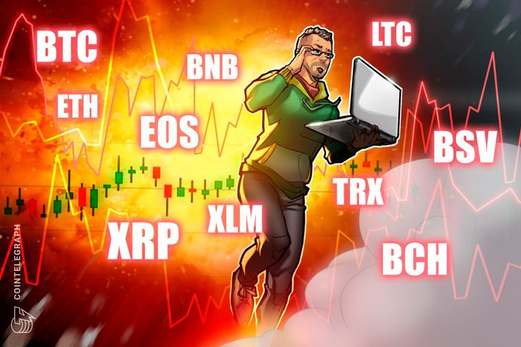 Bitcoin, Ethereum, Ripple, Litecoin, EOS, Bitcoin Cash, Binance Coin, Stellar, TRON, Bitcoin SV: Price Analysis, March 11