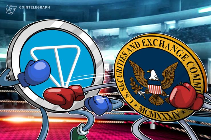 SEC adisce tribunale britannico per ottenere una testimonianza nel caso Telegram
