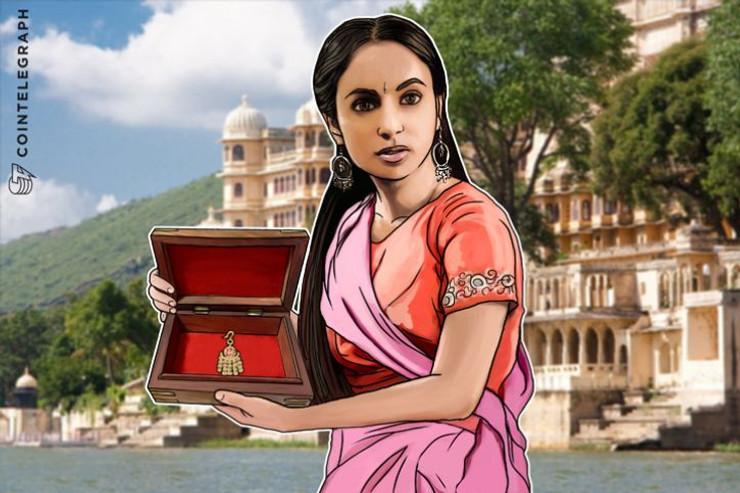 Indija uvodi zabranu na uvoz zlata, alernativa bitkoin