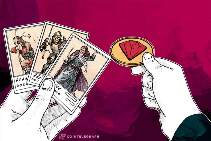 Tokenized Mobile Gaming: Spells of Genesis & BitCrystals