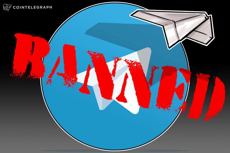 Russia: il governo bloccherà il servizio di messaggistica Telegram