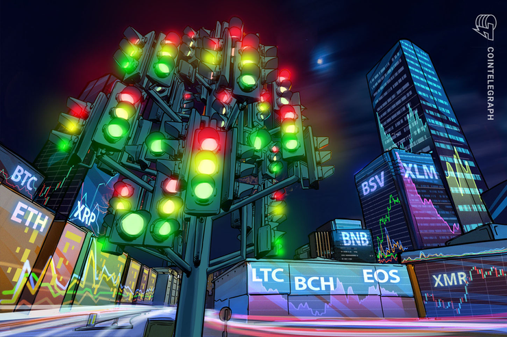 近い将来に持ち合い相場を形成か 仮想通貨ビットコイン・イーサリアム・リップル(XRP)のテクニカル分析