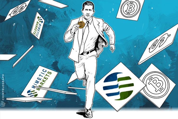 Mimetic Markets Releases Source Code of Bitcoin Exchange Platform