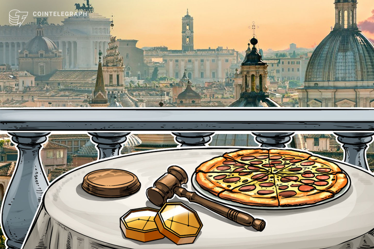 Italy: Securities Regulator Issues Suspension to Crypto Investment Firm, Associated Crypto