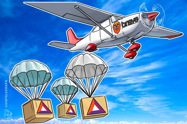 El navegador Brave activa recompensas en criptomonedas para los usuarios de iOS