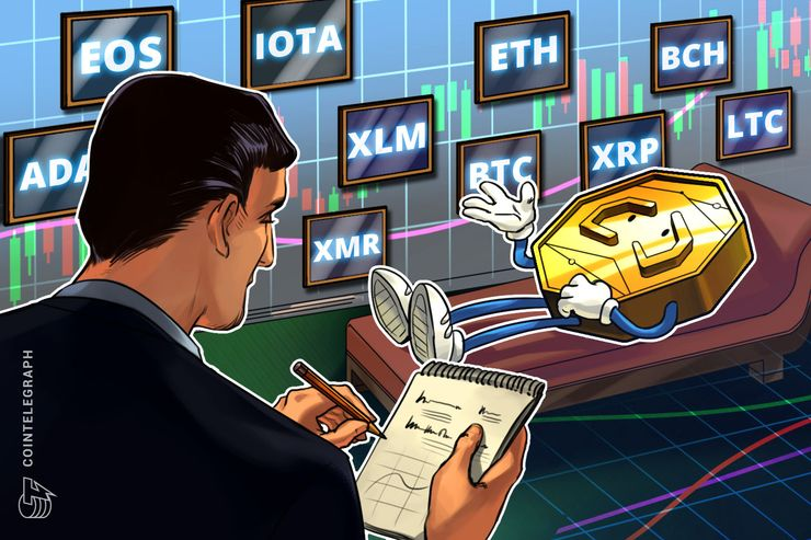 Bitcoin News,Litecoin,Ethereum,Ripple,Stellar,Monero,IOTA,Bitcoin Cash,EOS,Cardano,Price Analysis