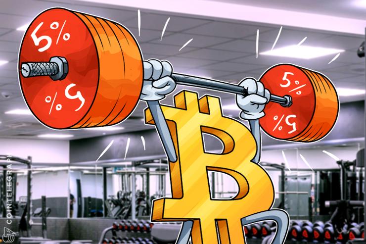 World Markets in Selloff, Trump Presidency Spikes Bitcoin Price