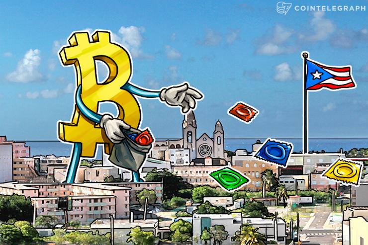 Bitcoin and Puerto Rico Condom Price Freeze