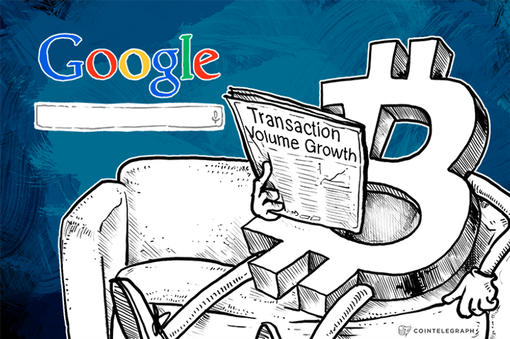 Google Shows Bitcoin Popularity Runs Counter to Price Drops
