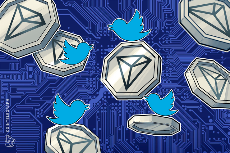 El CEO de Tron, Justin Sun, es acusado de comprar 5,000 seguidores de Twitter por día