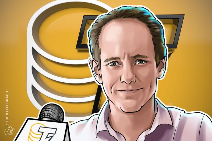 "Enrique Palacios, COO de Onyze: ""Bitcoin es un cambio de paradigma"""