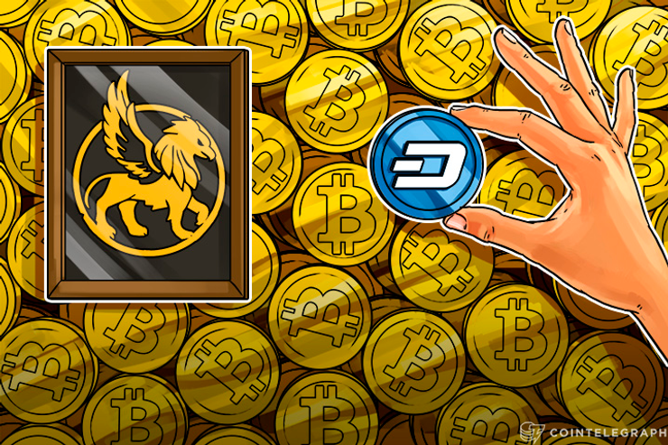 Wall of Coins Integrates Dash As It Surges to Number 3 Cryptocurrency, All-Time Highs