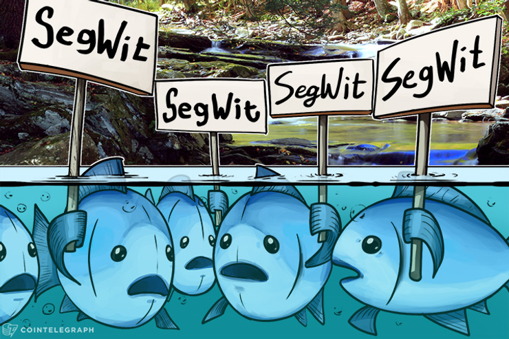 World's Third Largest Bitcoin Mining Pool Signals SegWit For