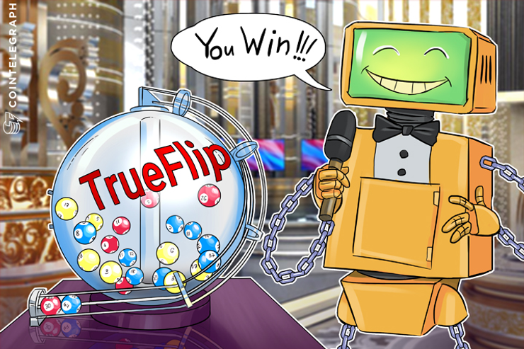 Blockchain to Disrupt Centuries-Old Lotteries, TrueFlip Leading Charge