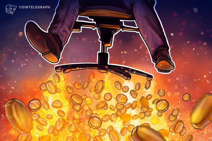 Fondo de inversión en criptomonedas se hunde después de que el precio de Bitcoin bajara a 3,800 dólares