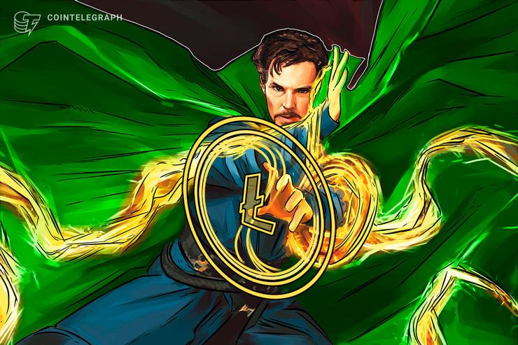 Litecoin verzeichnet Zuwachs von 22%