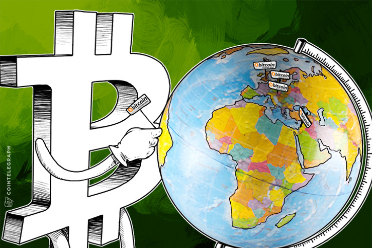 Seven Cities Leading Bitcoin Adoption in 2015