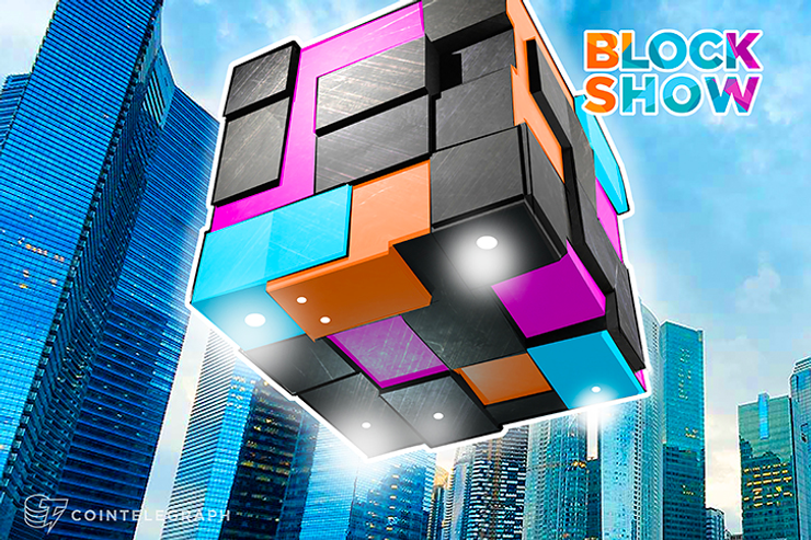 BlockShow Asia 2017: GBX Provides New Crypto Investing Platform