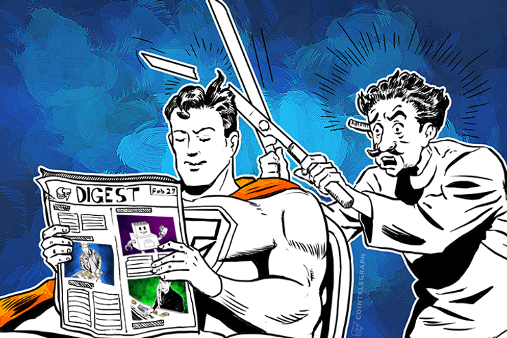 FEB 27 Digest: Gavin Andresen Seeks to Speed Up Block Validation, Coinsetter Aims to Improve Trade with BTC Blockchain