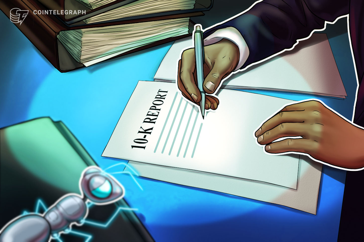 Blockchain in Business: What Do Companies' 10-K Reports Say About DLT?