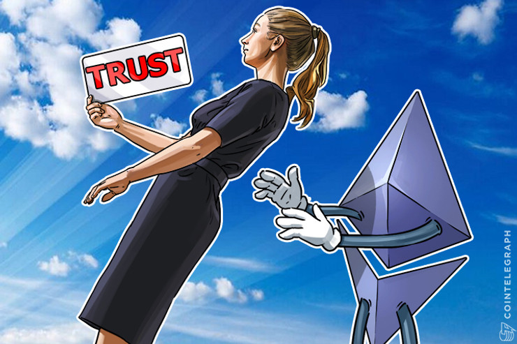 ETH Proponents: Ethereum Will Democratize, Build Trust and Make Governments Transparent