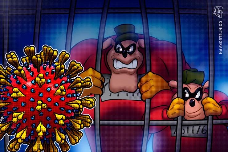Presuntos operadores de una estafa de criptomonedas de un valor de USD 722 millones piden su liberación de la cárcel en medio de los temores del COVID-19