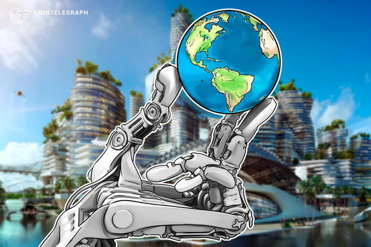 """VP eines US-Anlagefonds sagt, dass Blockchain """"die nächste industrielle Revolution antreibt"""""""