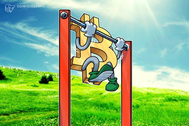 Bitcoin-Kurs nah an der Marke von 8.000 US-Dollar