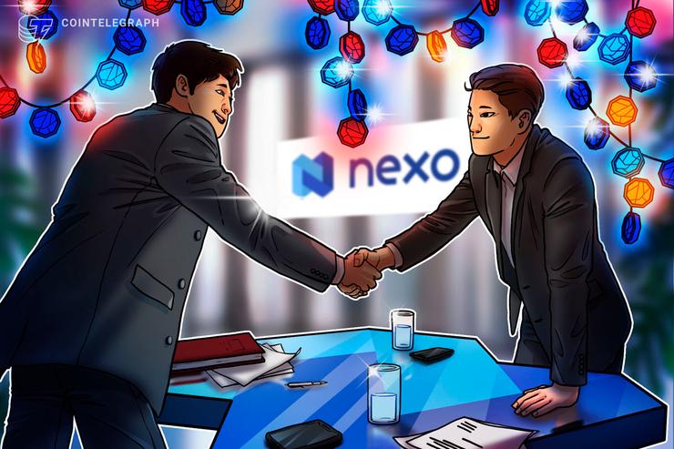 仮想通貨を売却せずに年末年始の現金が欲しい人必見!NexoのInstant Crypto Credit Line