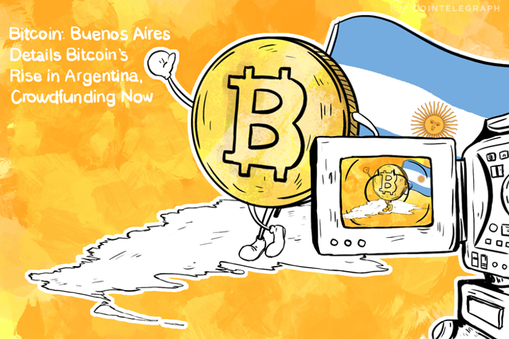 Bitcoin: Buenos Aires Details Bitcoin's Rise In Argentina, Crowdfunding Now