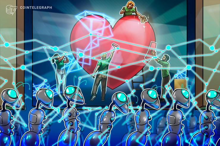 中国のスタートアップ、慈善活動に特化したブロックチェーン・プラットフォームを立ち上げ【ニュース】