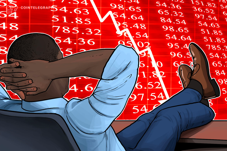 Markets Looking Grim, Bitcoin Lingers Above $8,000 Mark