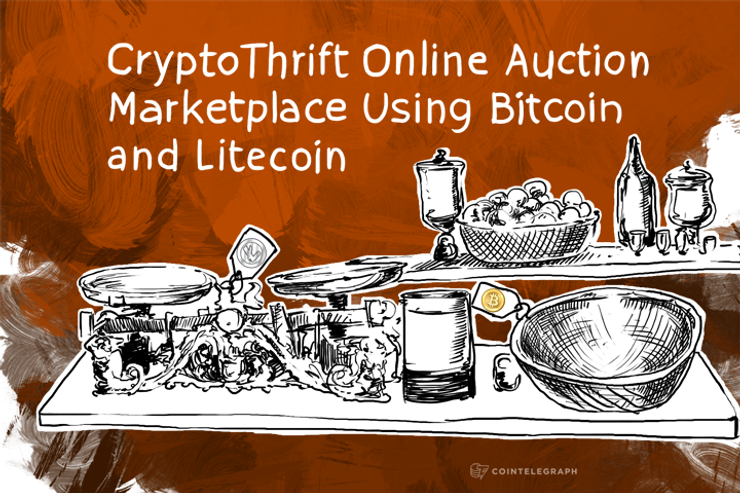 7ddf576d6 CryptoThrift Online Auction Marketplace Using Bitcoin and Litecoin