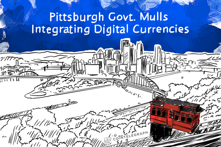 Pittsburgh Govt. Mulls Integrating Digital Currencies