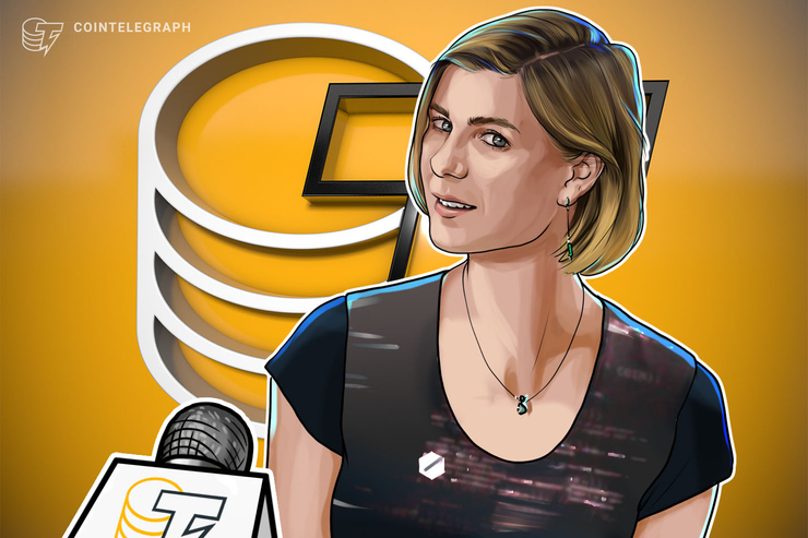 'Blockchain Is Really Democratizing a Lot of Things,' Interview With Marta Piekarska, Director of Hyperledger's Ecosystem