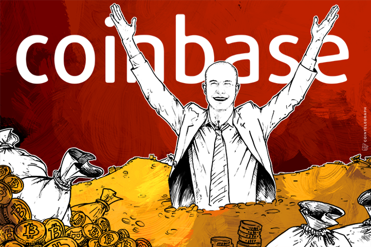 Coinbase Raises US$75 Million in Largest VC Investment into Bitcoin Startups So Far