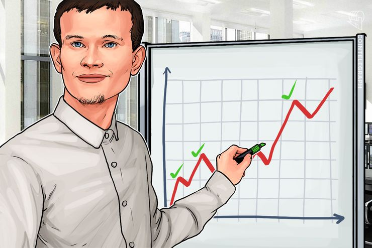 "Vitalik Buterin: Proof-of-Stake, Fragmentação para Tornar os Blockchains ""1.000x"" Mais Eficientes"